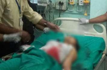 बहू ने ससुराल जाने से किया इनकार तो ससुर ने चाकू से कर दिया हमला, रिश्ते हुए तार-तार