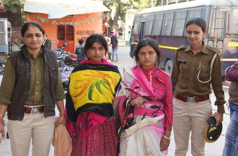 चंदन चोरी मामला: आठ महिलाओं को भेजा जेल, एक आरोपी दो दिन के रिमांड पर