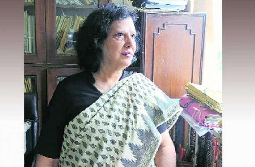 इंदिरा साहनी मोदी सरकार के सवर्ण आरक्षण बिल को सुप्रीम कोर्ट में दे सकती हैं चुनौती