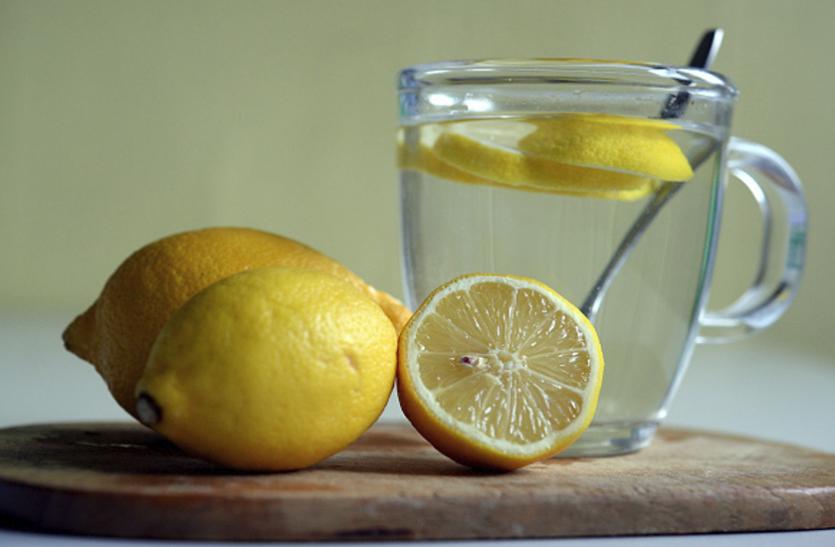 Gharelu nuskhe - साै मर्ज की दवा है एक कप गुनगुना नींबू पानी