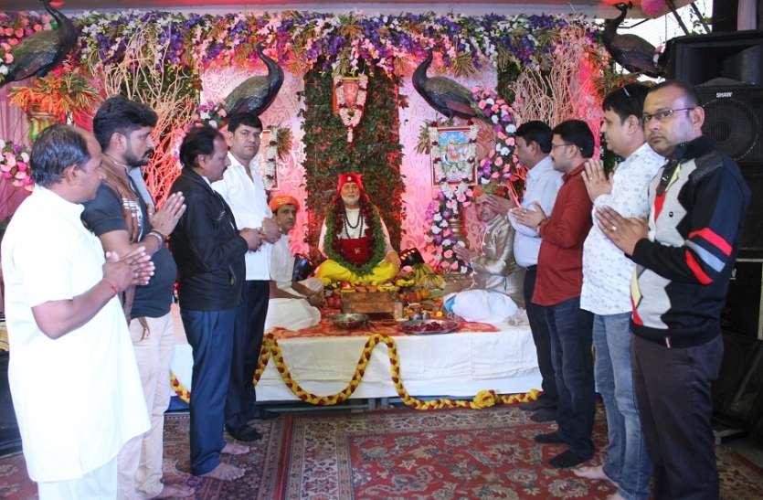 नारायण गुरु महाराज के वार्षिकोत्सव की रही धूम