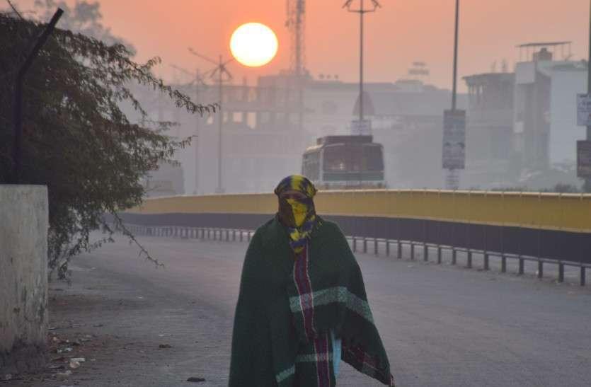 प्रदेशभर में 'कोल्ड अटैक', प्रचंड सर्दी ने राजस्थान में किया जनजीवन अस्त-व्यस्त