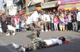 सवा लाख से एक लड़ाऊं तब गोबिंद सिंह नाम कहाऊ