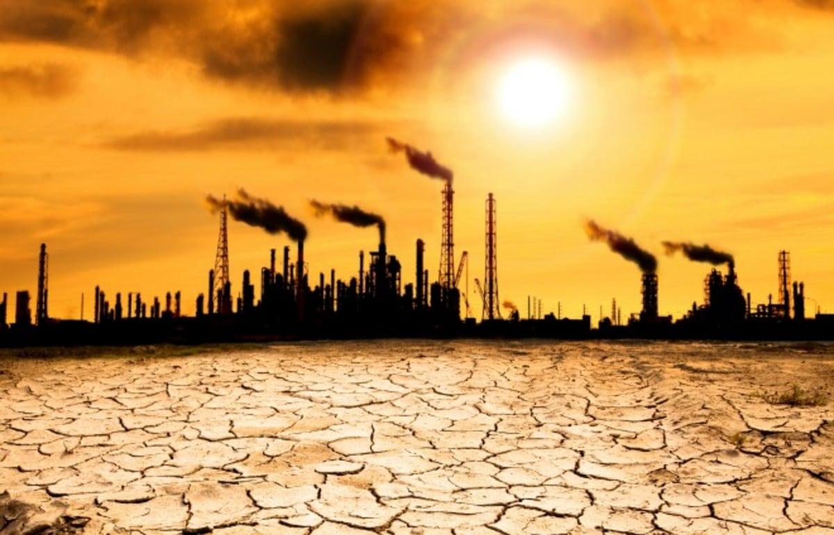 ग्लोबल वार्मिंग से जूझ रही दुनिया मांगे न्यूक्लियर पावर
