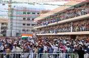 बढ़ती लोकप्रियता- दुबई में लगे राहुल-राहुल के नारे, सेल्फी लेने उमड़े हजारों लोग