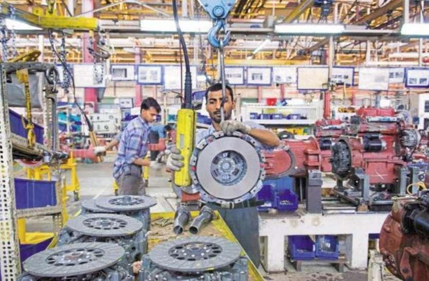 नवंबर माह में औद्योगिक उत्पादन सूचकांक 0.5 फीसदी रहा, 17 माह के न्यूनतम स्तर पर