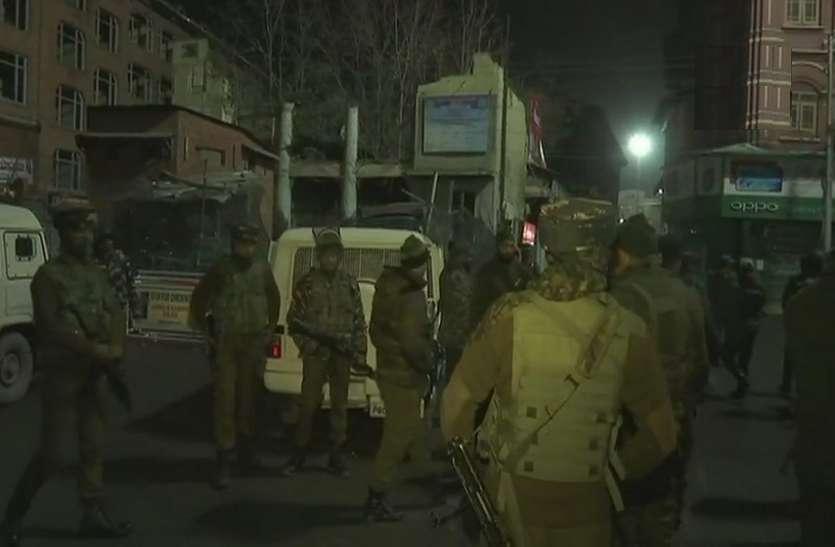 जम्मू-कश्मीर: नौशेरा और लाल चौक पर बड़े आतंकी हमले, मेजर समेत दो जवान शहीद