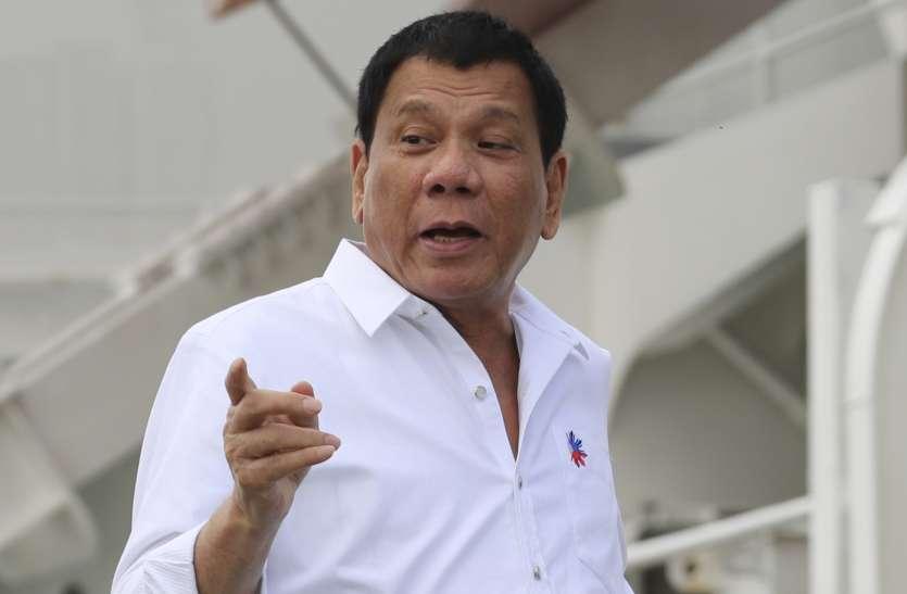 अब अमरीका की बजाय रूस से हथियार खरीदेगा फिलीपींस