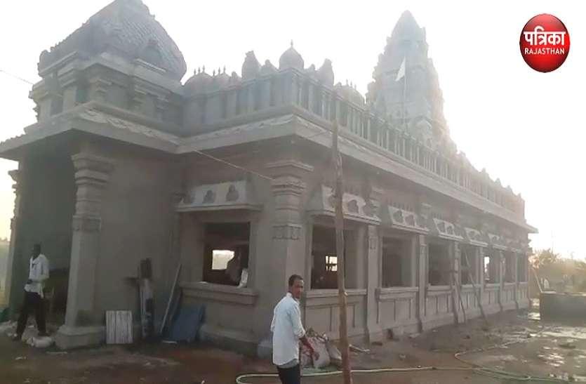 अधूरी रह गई शिवराज की आदि गुरु  की प्रतिमा स्थापना की योजना, शंकराचार्य  ने बना दिया भव्य मंदिर