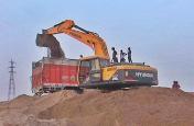 यूपी के इस जिले में अवैध खनन से होता है करोड़ों के राजस्व का नुकसान, CBI जांच के बाद हड़कंप