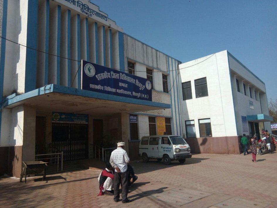 अस्पताल स्टाफ नहीं लगा पाया केनुला, बच्चे की जान चली गई