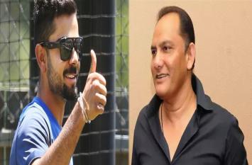 वंडर ब्वॉय है विराट कोहली, वर्ल्ड कप भारत जीतेगाः अजहर