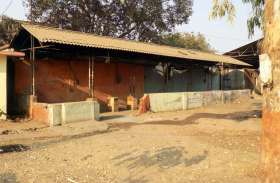खरीदी केंद्र झिंझरई में टीनसेड बेयर हाउस की मांग