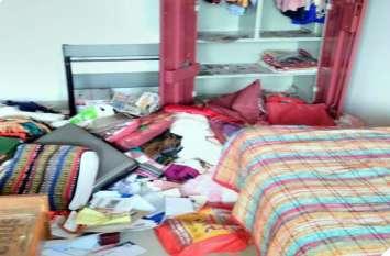 छत्तीसगढ़ के गृह मंत्री निवास के पीछे कॉलोनी में चोरों ने बोला धावा, एक सप्ताह में दूसरी वारदात