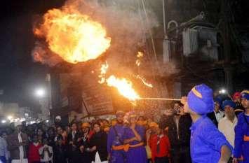 Photo Gallery :- फोटो में देखिए प्रकाश पर्व पर शोभायात्रा की धूम