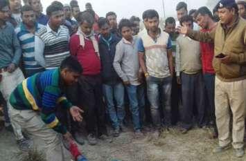 बिहार: बेगूसराय में तीन शातिर बदमाश ढेर, 2 घंटों तक हुई मुठभेड़ में 45 राउंड फायरिंग