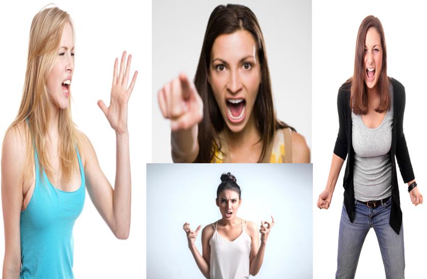 जानें क्या गुस्से में जोर से चिल्लाकर सेहत बिगाड़ रहे हैं आप ?