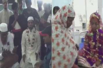 तेलंगाना: प्रेमी युगल ने किया आत्महत्या का प्रयास, परिवारवालों ने अस्पातल में करवा दी शादी