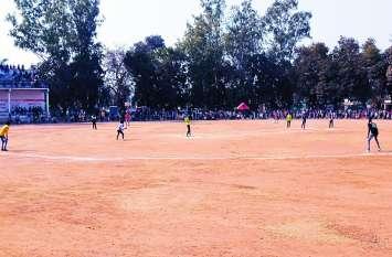 पहला मैच जीतकर दूसरे मैच में पिपरिया से हारी सारिक इलेवन भोपाल की टीम