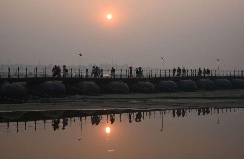 VIDEO : मकर सक्रांति के दिन होगा प्रयागराज कुंभ का पहला शाही स्नान, इसलिए है यह खास