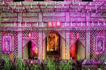 वेंकटेश मंदिर ब्रह्मोउत्सव