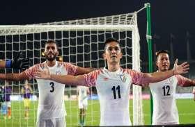 एएफसी एशियन कप फुटबॉल : बहरीन से बदला लेकर अंतिम 16 में पहुंचने को तैयार टीम इंडिया