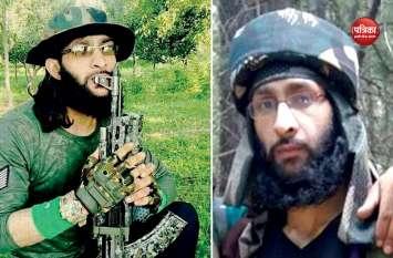 आईईडी बनाने में माहिर जीनत तीन साल रह चुका था जेल में, एनकाउंटर में मारा गया अल बद्र का था टॉप कमांडर