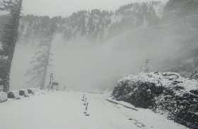 सर्दी का सितमः हिमाचल, जम्मू, उत्तराखंड में जोरदार बर्फबारी से शीतलहर की चपेट में समूता उत्तर भारत