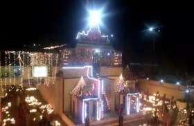 Video Gallery: देखिये राजधानी के अय्यप्पा मंदिर का भव्य दृश्य