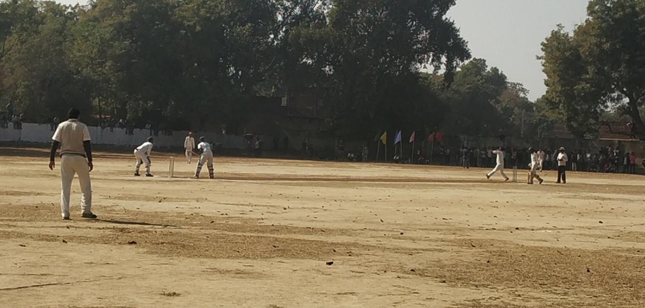 अंतरराज्यीय क्रिकेट टूर्नामेंट में मथुरा राका ने राजस्थान को हराया