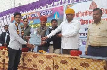 प्रतियोगिता आयोजन से प्रतिभाओं का बढ़ता उत्साह