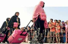 बिना महरम के हज यात्रा पर जाने के 2340 फार्म स्वीकृत, भड़के देवबंदी उलेमा, सरकार को भी कोसा, सुने क्या कहा