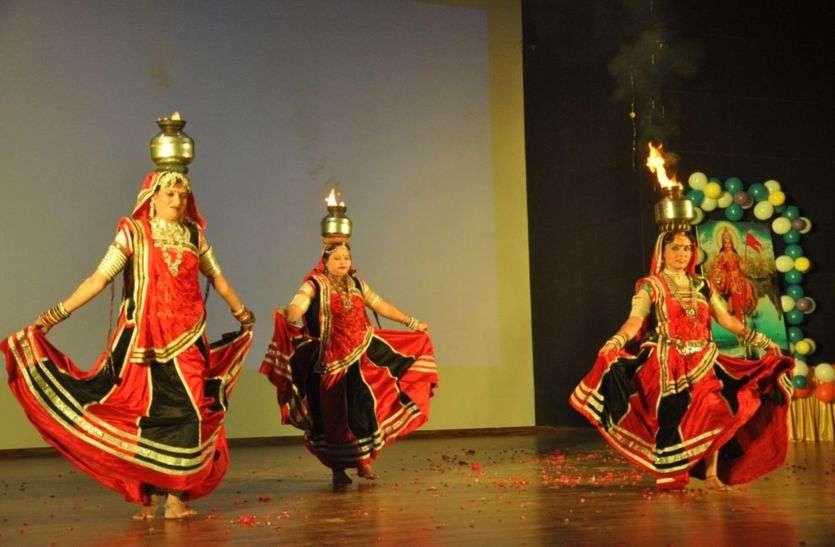 संक्राति उत्सव में छाए भारतीय संस्कृति के रंग