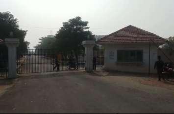 VIDEO : DPSG के स्पोर्ट्स टीचर ने फंदे से लटक कर दी जान