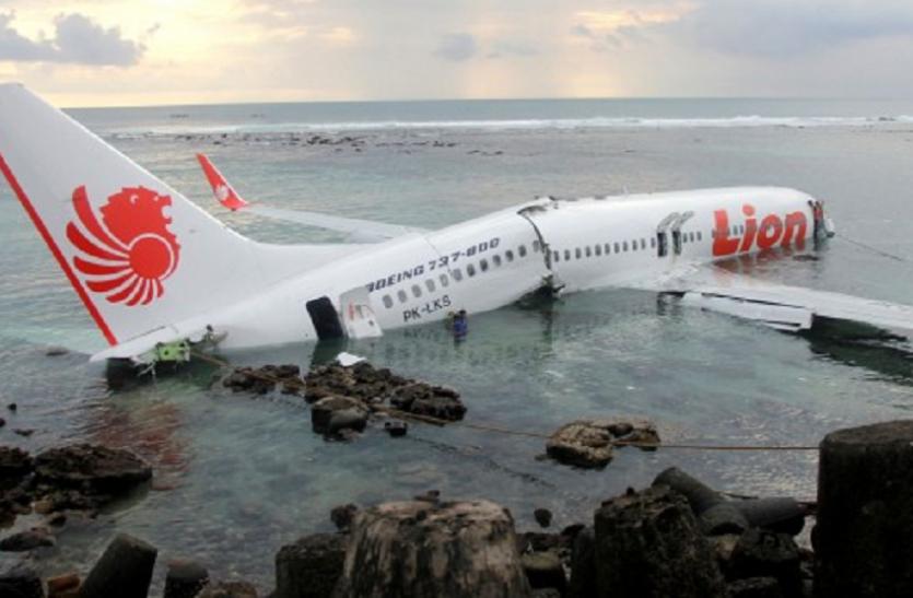 इंडोनेशिया में दुर्घटनाग्रस्त विमान का कॉकपिट वॉयस रिकॉर्डर मिला