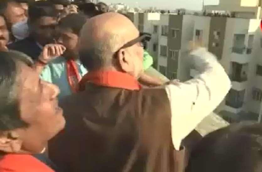 VIDEO- अहमदाबाद में भाजपाध्यक्ष अमित शाह की कटी पतंग, फिर क्या हुआ ?, देखें..