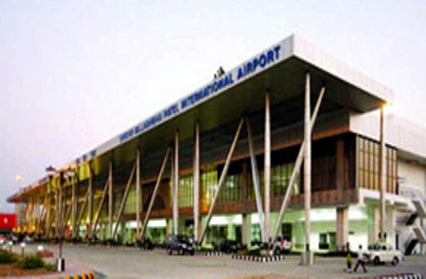 अहमदाबाद एयरपोर्ट पर झलकेगी गुजराती संस्कृति