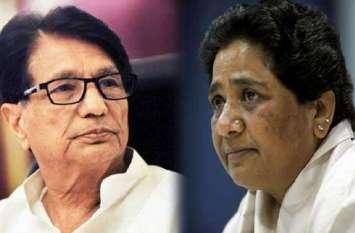 सपा बसपा रालोद गठबंधन: जानिए किन सीटों पर लड़ेंगे गठबंधन के प्रत्याशी