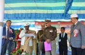 पुलिस विभाग में खेलकूद के साथ ही लक्ष्यात्मक प्रतियोगिता जरूरी-राज्यपाल