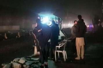 काबुल: कार बम धमाके में चार की मौत, 90 लोग घायल