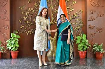 संयुक्त राष्ट्र की अध्यक्ष ने भारत की तारीफ की, कहा- इस मामले में देश सबसे आगे