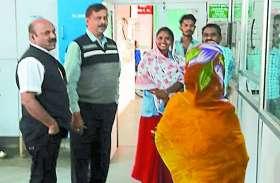 इस जिला हॉस्पिटल में अचानक पहुंचे सयुंक्त कलक्टर, निरीक्षण के दौरान इन चीजों की हुई जांच