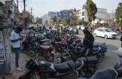 कब्जों से अटा अलवर शहर, भगत सिंह सर्किल से लेकर शिवाजी पार्क तक केवल अतिक्रमण