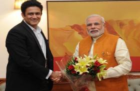 भाजपा में शामिल हुए पूर्व क्रिकेटर अनिल कुंबले? सोशल मीडिया पर वायरल तस्वीर