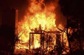 इस परिवार ने नहीं बेचने दी अवैध शराब तो दबंग माफिया ने कर दिया उनके घर को आग के हवाले