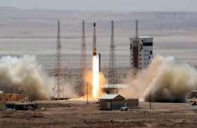 अमरीका की चेतावनी के बाद भी ईरान ने लॉन्च की सैटेलाइट, तीसरे चरण में हुआ फेल