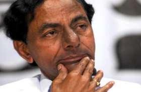 सरकार बनने के बाद तेलंगाना में केसीआर को बड़ा झटका, तीन एमएलसी अयोग्य करार