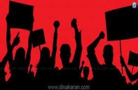 सरकारी शिक्षकों की अनिश्चितकालीन हड़ताल २२ से