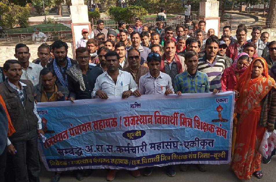 विद्यार्थी मित्रों ने फिर पकड़ी अपनी राह...राज्य में सरकार की बढऩे लगी चिंता