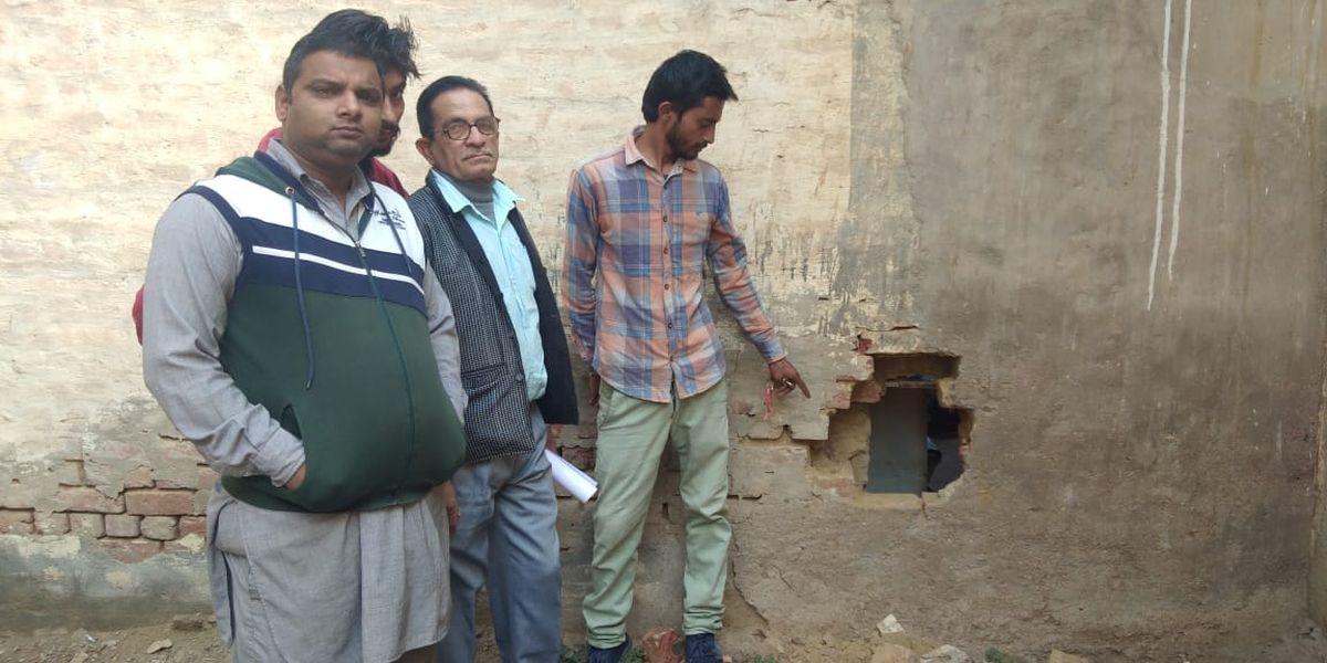 कड़ाके की ठंड में छूट रहा पसीना, चोरों ने पुलिस-पब्लिक का चैन छीना